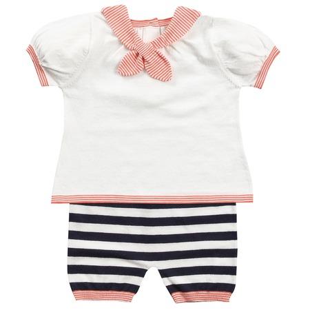 Купить Кофта и шорты Angel Dear Sailor Baby