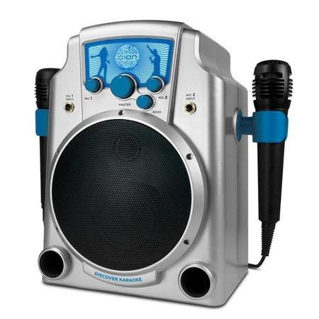 Купить Система караоке для iPad/iPhone/ PC/Mac ION Audio Discover Karaoke