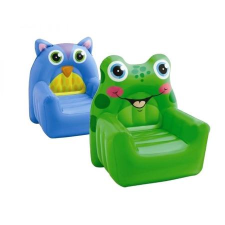 Кресло надувное детское Intex 68596. В ассортименте