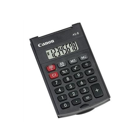 Купить Калькулятор Canon AS-8 HB