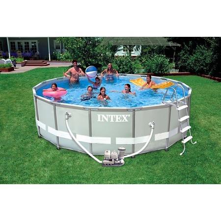 Купить Бассейн каркасный Intex 54470