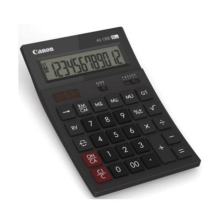 Купить Калькулятор Canon AS-1200 HB