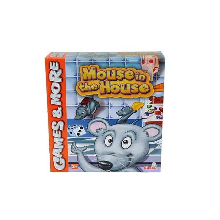 Купить Игра настольная Simba «Мышки в домике»