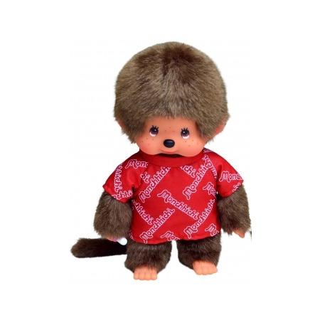 Купить Мягкая игрушка Sekiguchi Мальчик в красной рубашке