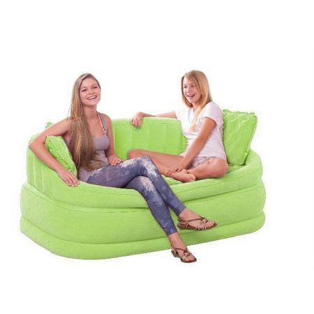 Купить Кресло-софа надувное Intex 68573. В ассортименте