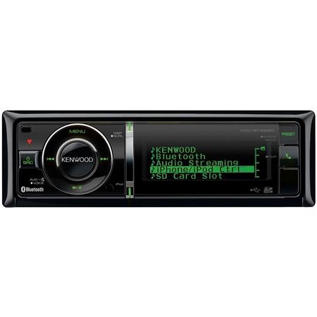 Купить Автомагнитола Kenwood KDC-BT92SD