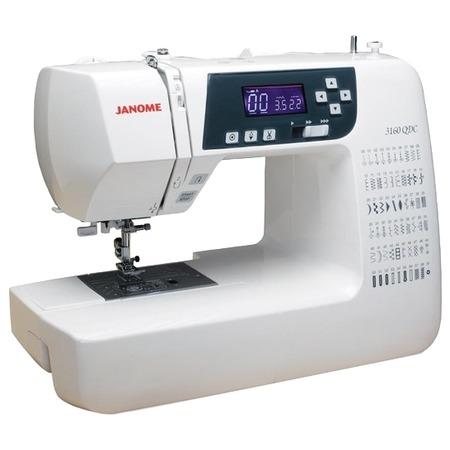 Купить Швейная машина Janome 3160 QDC