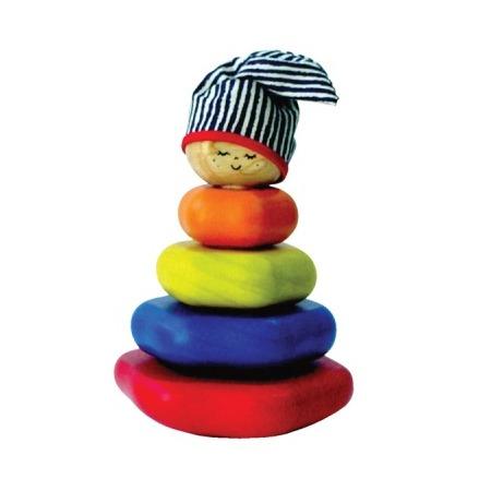 Купить Игрушка-пирамидка I'm toy 22003