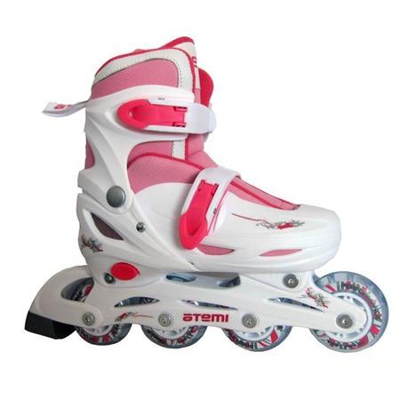 Купить Детские роликовые коньки ATEMI AJIS-06 Girl hard boot