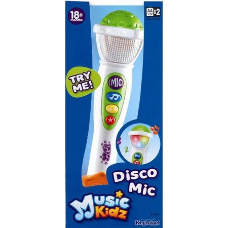 Купить Музыкальная игрушка Keenway Disco микрофон