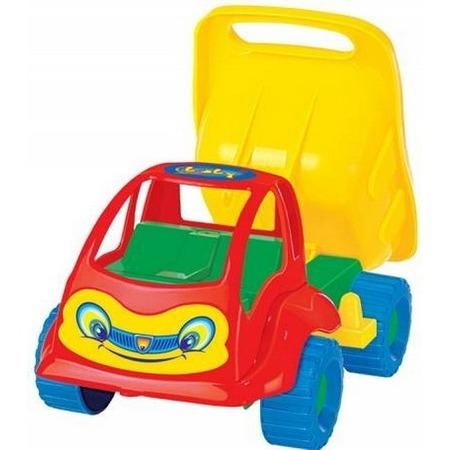 Купить Машина POLESIE Автомобиль-самосвал Муравей. В ассортименте