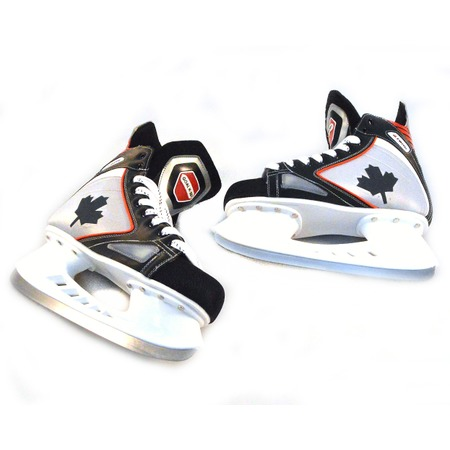 Купить Коньки хоккейные ATEMI GOAL H-331