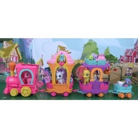 Купить Набор игровой для девочек Hasbro Вагончик для поезда. В ассортименте.