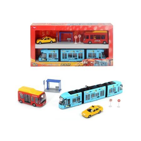 Купить Набор игровой Dickie «Городской транспорт»