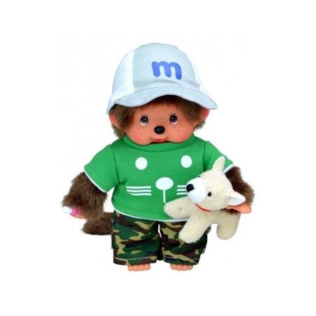 Купить Мягкая игрушка Sekiguchi Мальчик с собакой