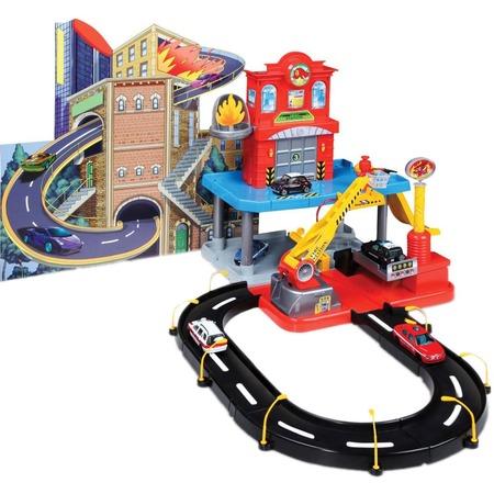 Купить Игровой набор Bburago Пожарная станция