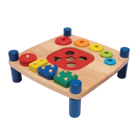 Купить Развивающая игрушка I'm toy «3 сортера и шнуровка»