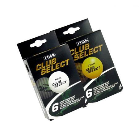 Купить Мячи для настольного тенниса Stiga Club Select