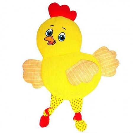 Купить Игрушка развивающая Мякиши «Доктор Мякиш-Цыпленок»