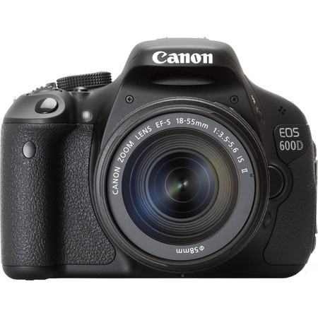 Купить Фотокамера цифровая Canon EOS 600D Kit EF-S 18-55mm IS