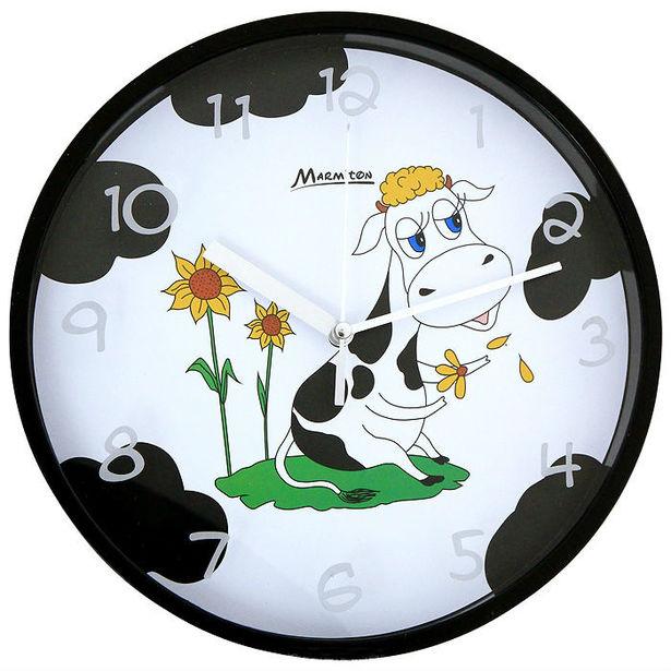 фото Часы настенные Marmiton «Му-Му»