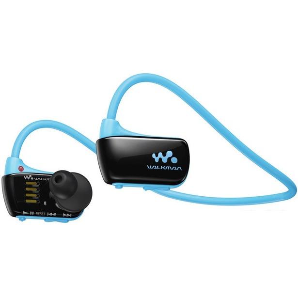 фото MP3-плеер SONY NWZ-W273S. Цвет: синий
