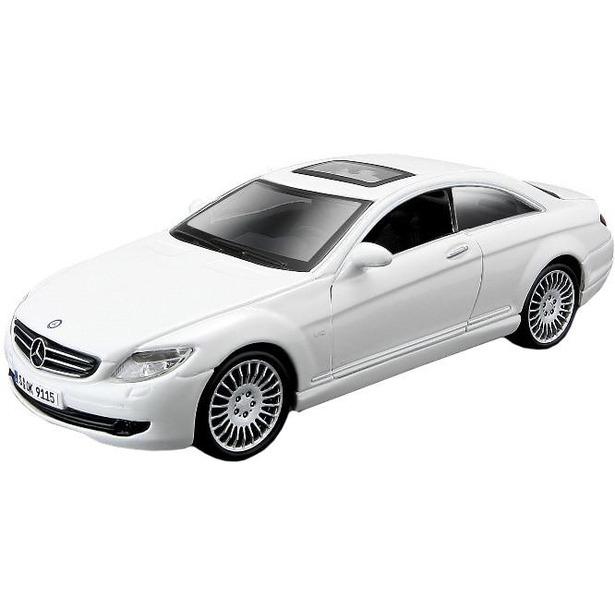 фото Модель автомобиля 1:32 Bburago Mercedes-Benz CL 550