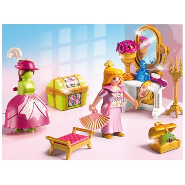 фото Королевская гардеробная комната Playmobil 5148pm