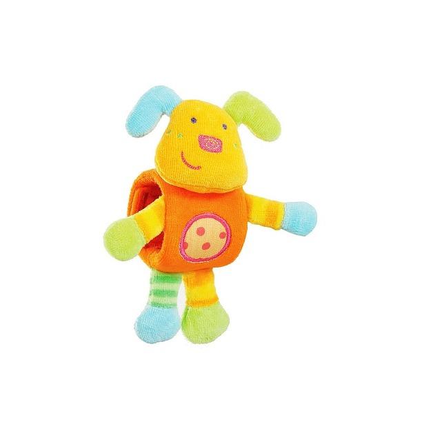 фото Мягкая игрушка на запястье Gulliver «Щенок»