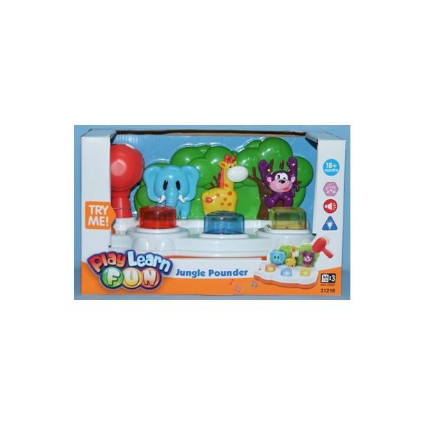 фото Развивающая игрушка Keenway «Джунгли»