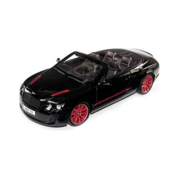 фото Модель автомобиля 1:18 Bburago Bentley Continental Supersport Convertible