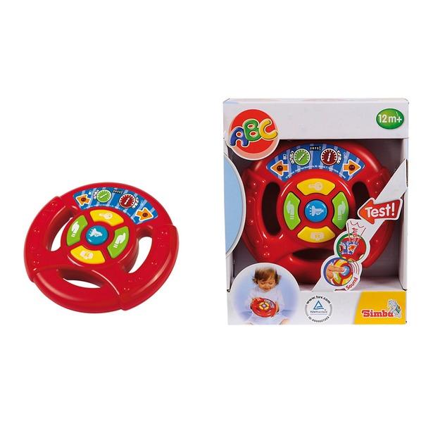 фото Руль игрушечный Simba 4019636