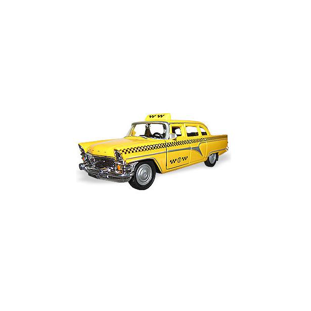 фото Модель автомобиля AUTOTIME ГАЗ-13 Чайка «Такси»