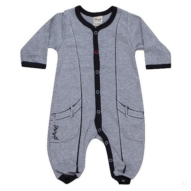 фото Комбинезон для новорожденных без капюшона Ёмаё 22-09
