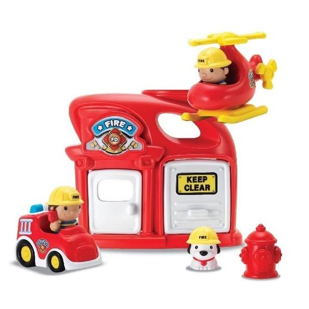 фото Игровой набор Keenway «Пожарная станция»