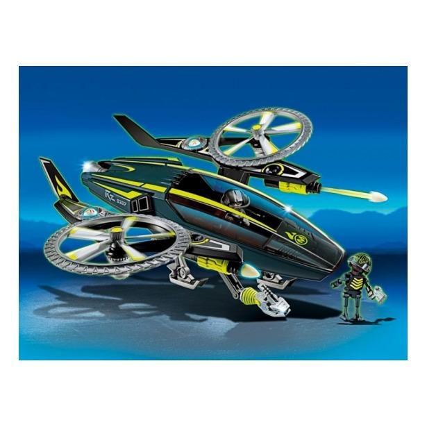 фото  Мега вертолет Playmobil 5287pm