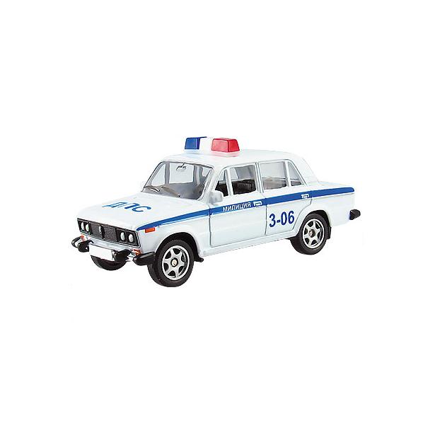 фото Модель автомобиля AUTOTIME LADA 2106 «Милиция»