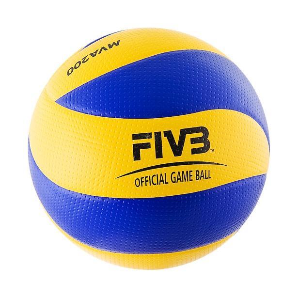 фото Мяч волейбольный Mikasa MVA200