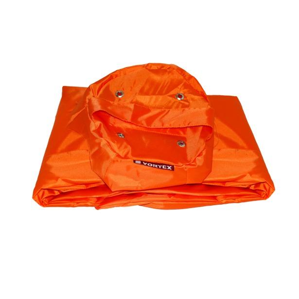 фото Кресло-мешок VORTEX комплект без наполнителя. Цвет: оранжевый