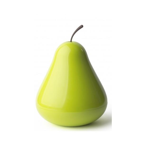фото Органайзер Qualy Pear. Цвет: зеленый
