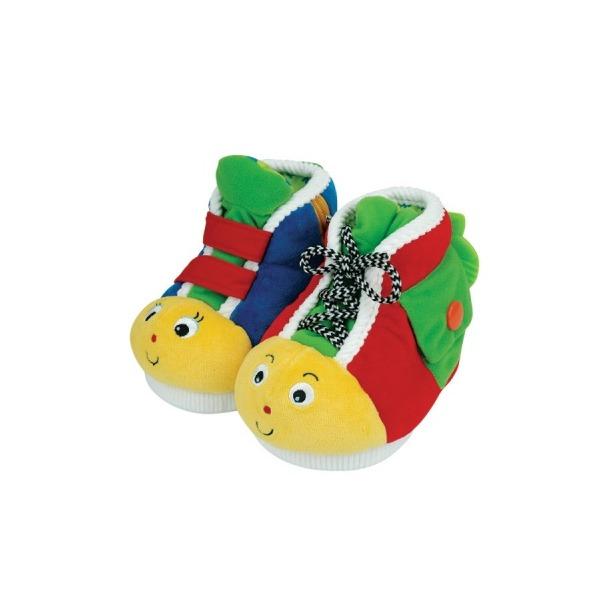 фото Развивающая игрушка K'S Kids Ботинки обучающие
