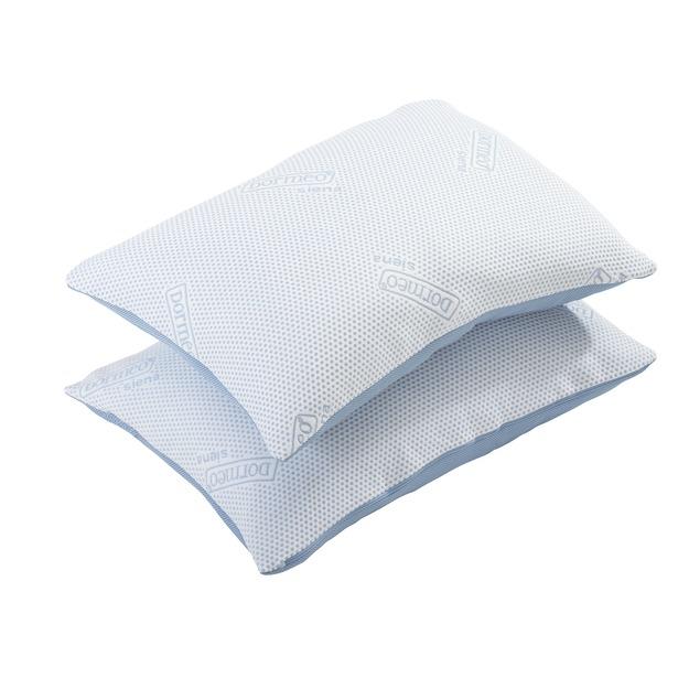фото Комплект из 2х подушек классической формы Dormeo «Cиена»