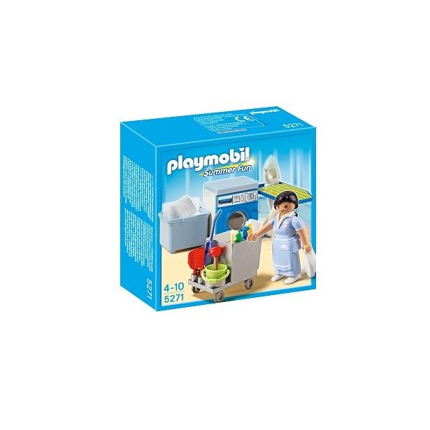 фото Уборщица номеров Playmobil 5271pm