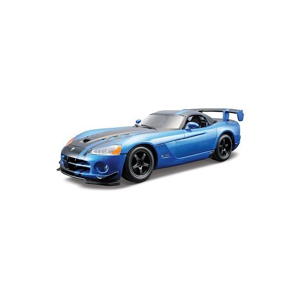 фото Сборная модель автомобиля 1:24 Bburago Doddge Viper SRT 10 ACR