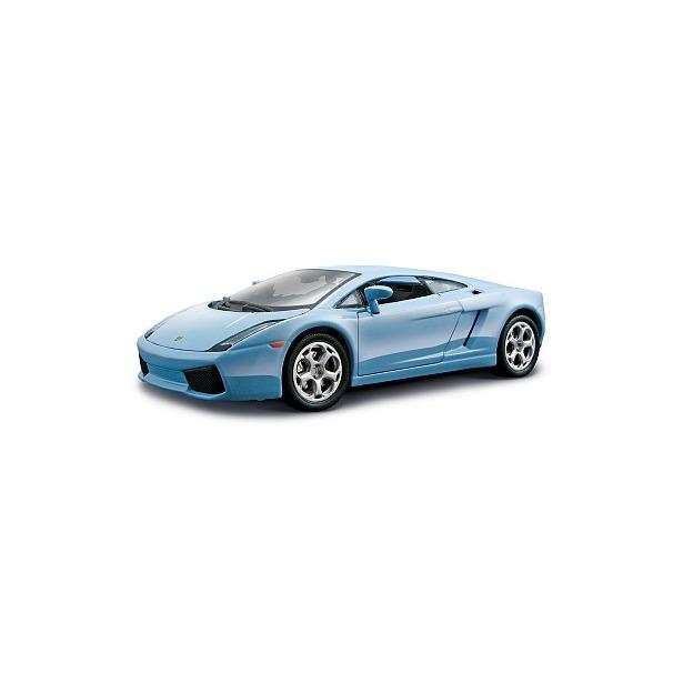 фото Сборная модель автомобиля 1:24 Bburago Lamborghini Gallardo