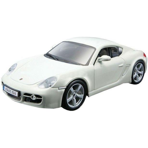 фото Модель автомобиля 1:32 Bburago Porsche Cayman S