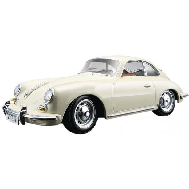 фото Модель автомобиля 1:24 Bburago Porsche 356B Coupe