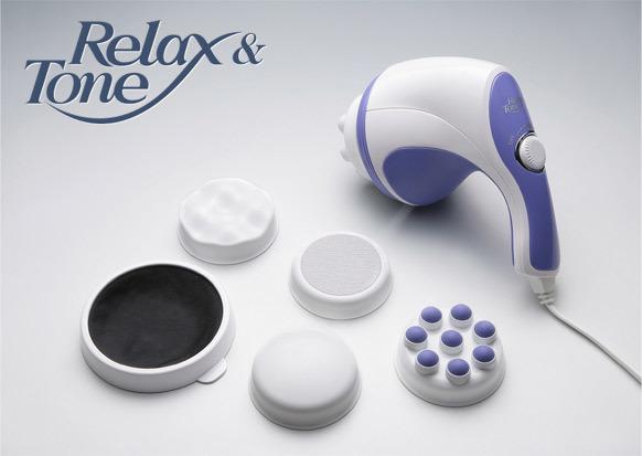 фото Массажное устройство Relax & Tone