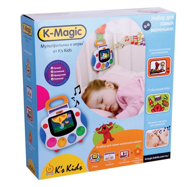 фото Музыкальный планшет K-Magic Для новорожденных