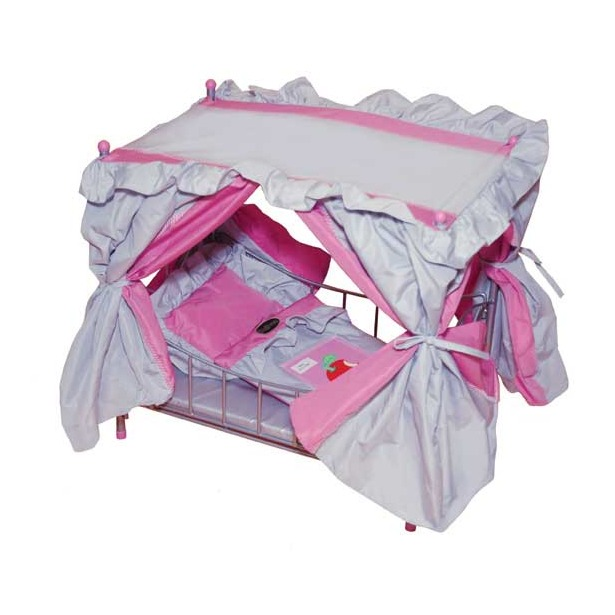 фото Кроватка для куклы Gulliver 568-2